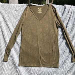 Faded glory size med long sleeve